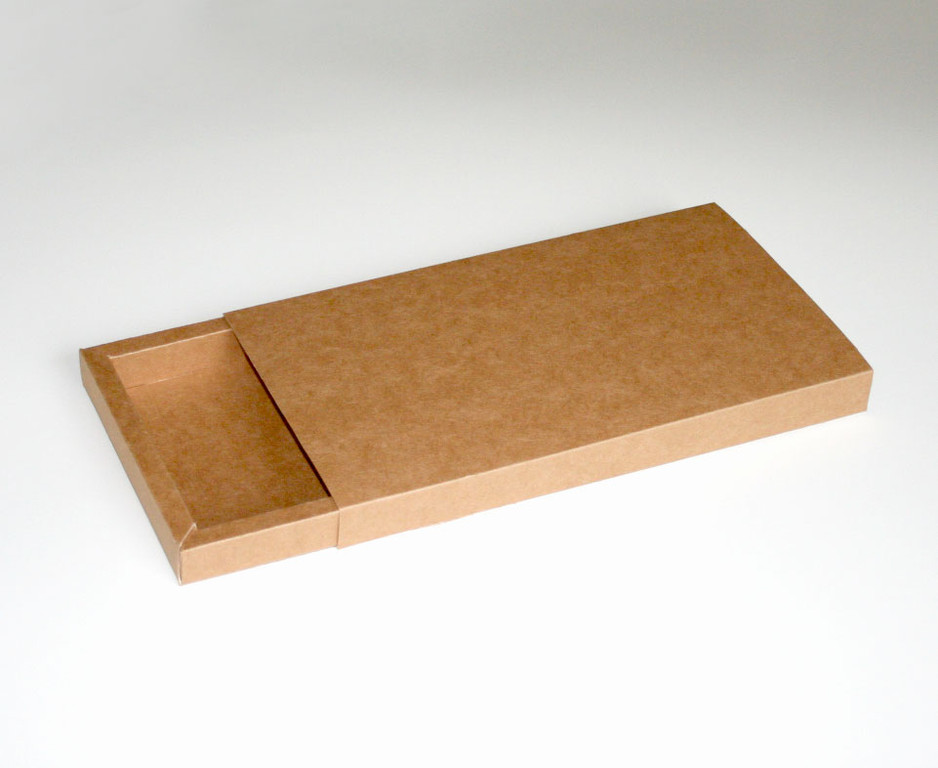 Коробки из крафт картона 2