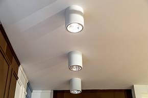 Светодиодный накладной точечный светильник спот 5W Sandra Horoz Electric 4200K, фото 2