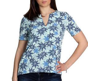 Женская блузка с коротким рукавом (Арт. AT510/1) | 3 шт.