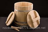 Кадка конусная дубовая 3 литра
