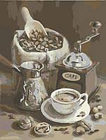 Картина по номерам - Утренний Кофе