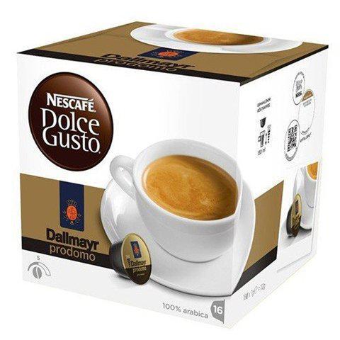 Кофе в капсулах NESCAFE Dolce Gusto Dallmayr Prodomo - 16 шт