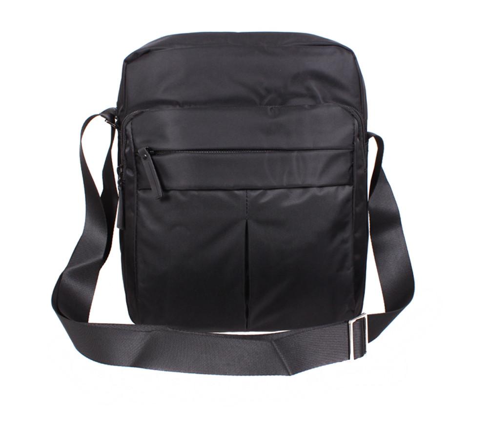 Мужская сумка из высококачественного материала Prima XXLP83100ABL Черная