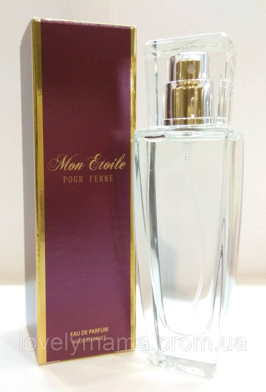 парфюмированная вода для женщин Mon Etoile 30 New версия Lady