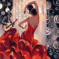 Картины по номерам - В ритме танца