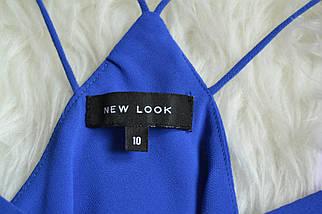 Синий топ с двойными бретельками New Look, фото 2