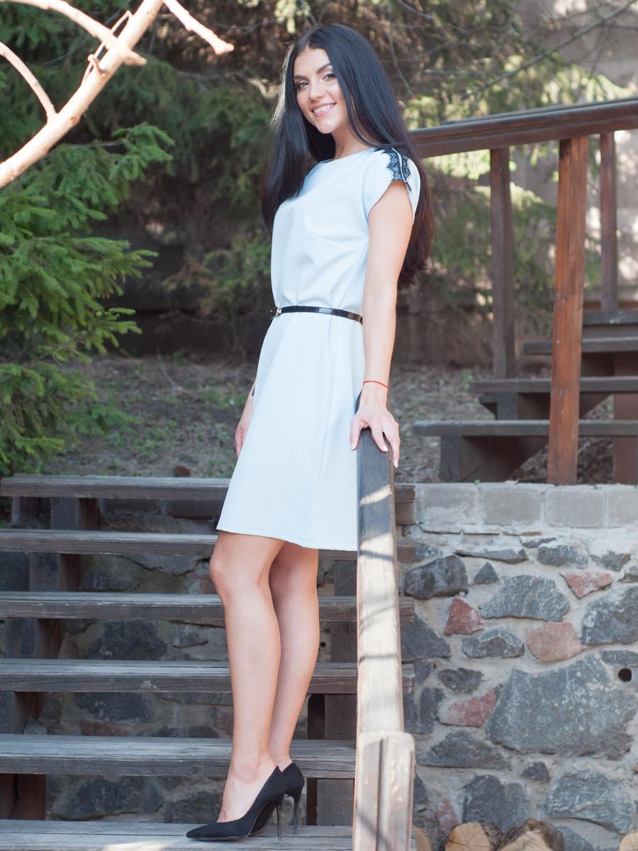 """Красивое женское платье """"Камелия"""""""