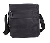 fc39785b0445 Стильная и вместительная мужская сумка А4 Prima XXLP83111ABL Черная