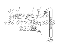 Комплектующие двигателя 1104C-44T, RG38101 G1-8-4