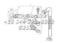 Комплектующие двигателя 1104C-44T, RG38101 G1-8-4, фото 1