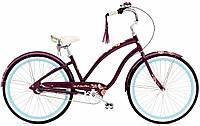 """Велосипед 26"""" ELECTRA Wren 3i Ladie aubergine"""
