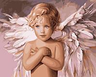 Картины по номерам - Ангел удачи