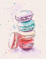 Картина по номерам - Сладкие любимчики