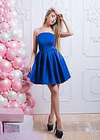 Неопреновое платье с пышной юбочкой, фото 1