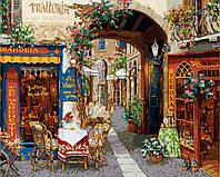 Картина по номерам - Волшебный переулок