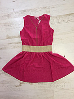 Платья для девочек оптом, Seagull, 4-14 лет., арт.CSQ-86024, фото 2