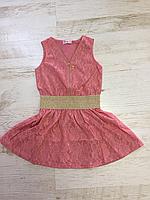 Платья для девочек оптом, Seagull, 4-14 лет., арт.CSQ-86024, фото 4