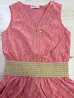 Платья для девочек оптом, Seagull, 4-14 лет., арт.CSQ-86024, фото 5