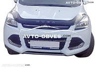 Дефлектор капота (мухобойка) Ford Kuga 2013-2016