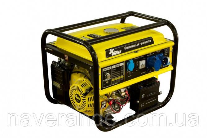 Генератор бензиновый «Кентавр» ЛБГ 505ЭА