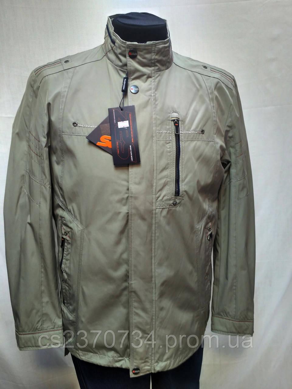 Куртка-Ветровка   мужская  Saz(48,52,,56 размеры)