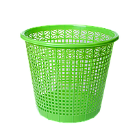Корзина для бумаг 8 л, ZiBi, салатовый (ZB.3040-15)