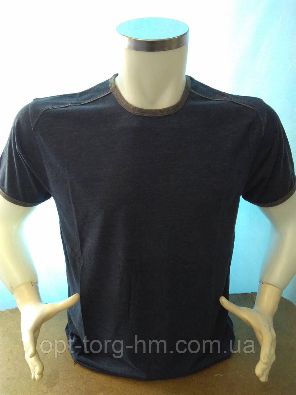 Мужская футболка увеличенная