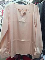 Блуза женская стильная прямого фасона