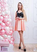 Платье бюстье с пышной юбкой, фото 1
