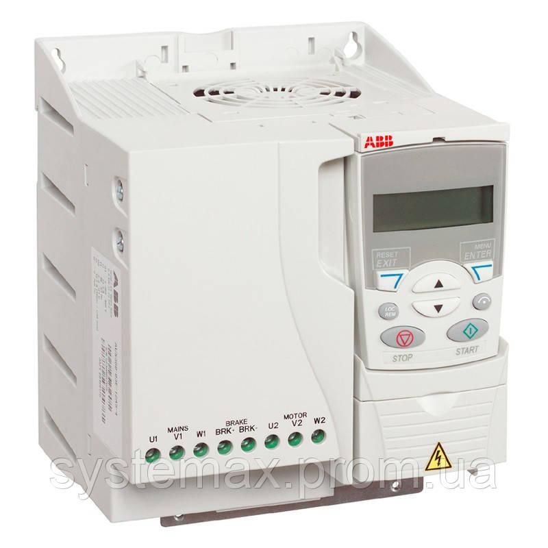 Преобразователь частоты ABB ACS310-03E-25A4 (11 кВт, 380 В)