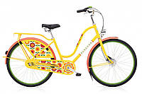 "Велосипед 28"" ELECTRA Amsterdam Fashion 3i Forget Me Not ladies yellow"