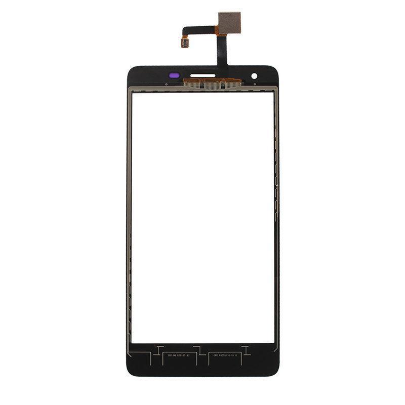 Cенсорный экран Oukitel K6000 Pro BLACK (тачскрин, сенсор)