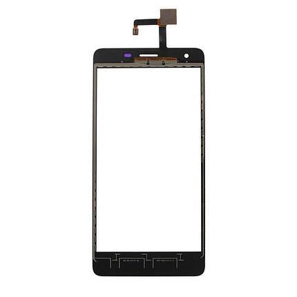 Сенсорний екран Oukitel K6000 BLACK (тачскрін, сенсор), фото 2