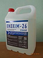 «ЕКОХІМ-26» Для миття алюмінієвих поверхонь