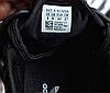 Кроссовки мужские черные Adidas EQT Back сетка реплика, фото 6