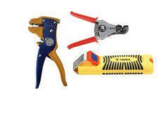 Инструмент для снятия изоляции с кабеля и провода