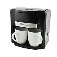 Капельная кофеварка DOMOTEC MS-0708 кофе машина 700ВТ, фото 1