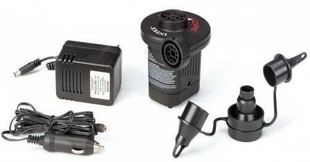 Электрический насос Intex 66632 (220В/12В), фото 2