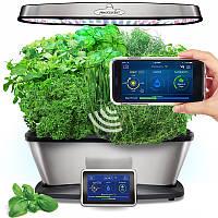 Домашний автономный сад Aerogarden Bounty Elite Wi-Fi гидропоника Новинка
