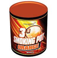 "Оранжевый дым ""Smoking pot orange"" 3"" MA0510/O"