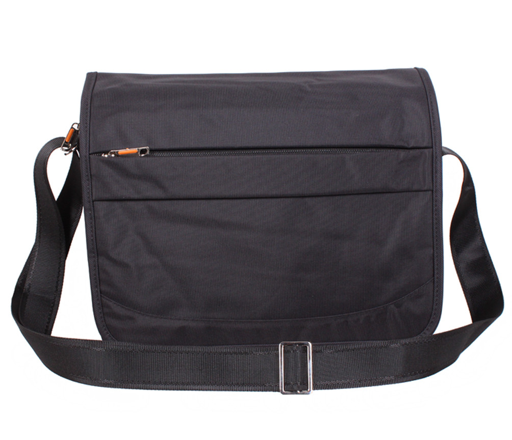 Мужская текстильная сумка XXL8311B-BLACK черная