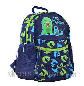 Рюкзак детский K-20 Monsters, 29*22*15.5