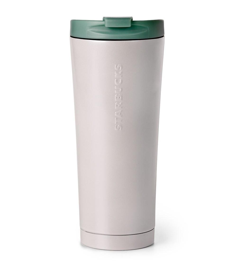 Термокружка Starbucks Pearlescent White 473 мл