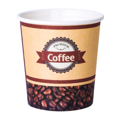 "Стаканчик бумажный ""Coffee To Go"" 110 мл 50 шт"