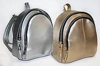 Рюкзак городской Джонс м, кожаный рюкзак, рюкзак кожзам, рюкзак женский, рюкзаки оптом, дропшиппинг