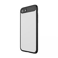 Чехол Baseus зеркальный для iPhone 7 Черный (678944)