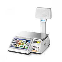 Весы для печати на этикетке CAS CL 7200 – U