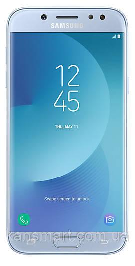 Смартфон SAMSUNG SM-J530F GALAXY J5 DUOS ZDN SILVER