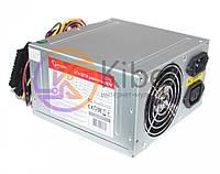 Блок питания Gembird 350W CCC-PSU10, 120mm, 20+4pin, 1x4pin, SATA х 3, Molex 2x4pin, кабеля немодульные