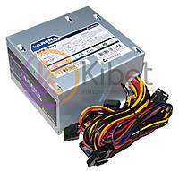 Блок питания Chieftec 500W GPB-500S, 120 mm, 20+4pin, 1x4pin, SATA х 5, Molex 3x4pin, 1x6+2pin, кабеля немодульные